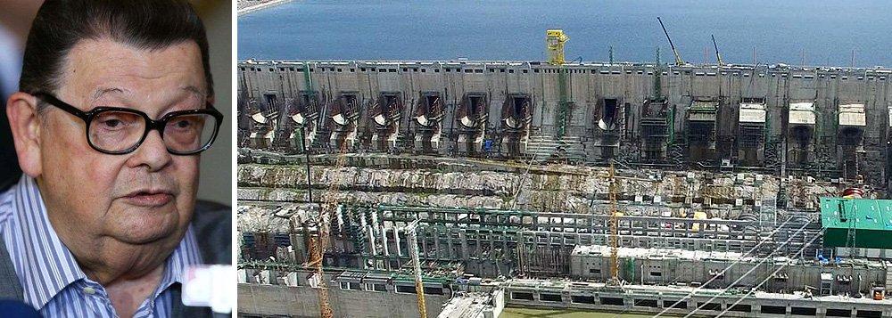 """Flávio Barra, alto executivo da Andrade Gutierrez, disse em acordo de delação premiada que a empreiteira pagou propina de R$ 15 milhões ao ex-ministro Delfim Netto, na fase final das negociações para a construção da usina de Belo Monte, em 2010; """"No leilão da hidroelétrica de Belo Monte, em abril de 2010, haveria um único concorrente. Trabalhei para ajudar a promover um segundo consórcio para que ele fosse mais transparente, competitivo e vencesse o menor preço, o que daria maior eficiência ao projeto"""", contesta Delfim"""