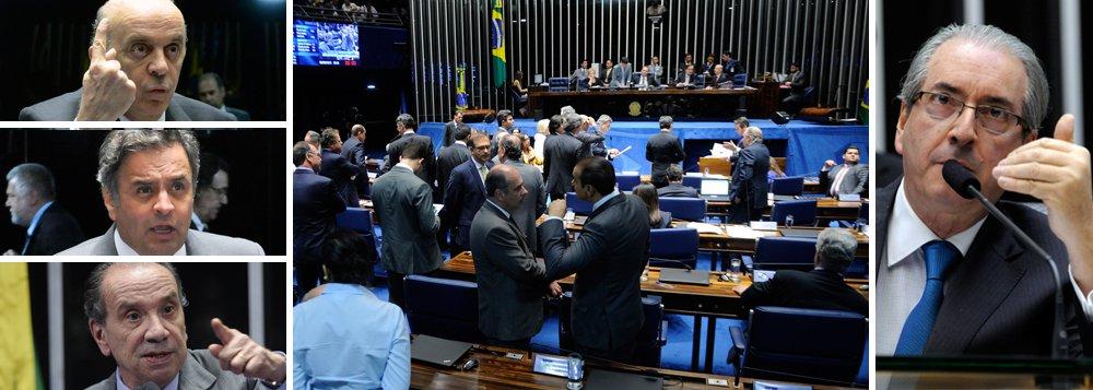 Em peso, PSDB votou contra fim de doações privadas