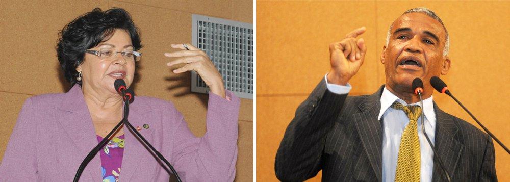 """Com 5 votos contrários e uma abstenção, a Comissão de Direitos Humanos da Assembleia Legislativa da Bahia aprovou o parecer da deputada Luiza Maia contra o projeto de lei que prevê o 'Dia Estadual do Orgulho Heterossexual', de autoria do deputado Pastor Sargento Isidório, que se auto declara """"ex-gay"""", """"ex-bandido"""", """"ex-drogado"""" e """"ex-aidético""""; """"Não é preciso esforço mais intenso para concluir que a proposição apresentada, além de inconstitucional, também não se ajusta as diretrizes atualmente apontadas pelos estudiosos, órgãos e entidades que lidam com a temática dos direitos humanos"""", justifica Luíza"""