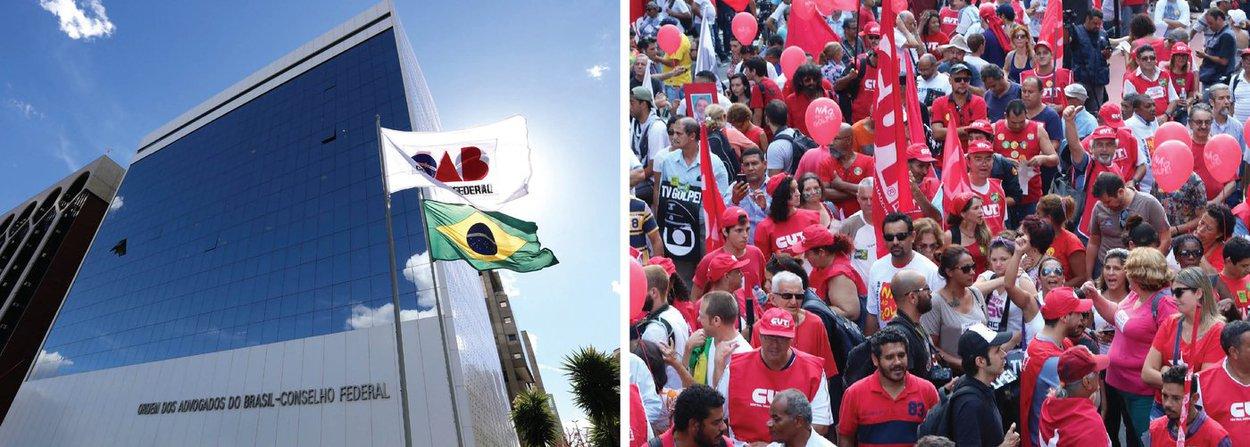 A decisão foi tomada nesta sexta-feira (18) pelo Conselho Federal da entidade e foi apoiada por 26 bancadas contra duas que se manifestaram contrários; os conselheiros aprovaram o parecer da comissão que analisa o pedido de afastamento de Dilma apresentado pelo o advogado Erick Venâncio que foi favorável ao processamento de Dilma por suposto cometimento de crimes de responsabilidade