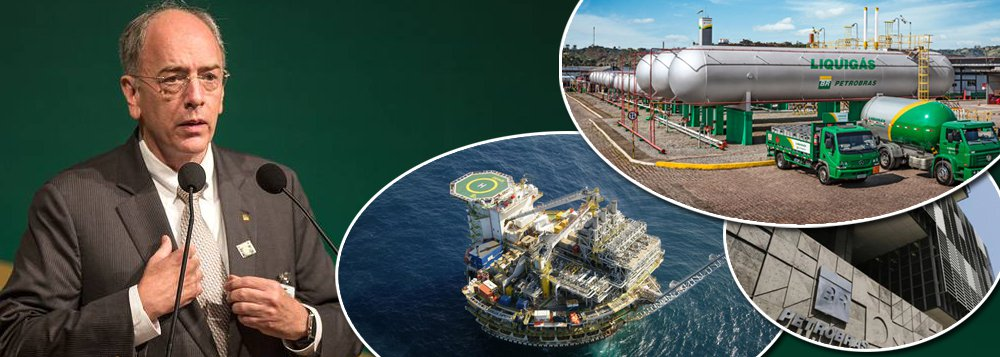 Petrobras prevê investir US$ 74,1 bilhões entre 2017 e 2021, uma queda de 25% em relação ao Plano de Negócios e Gestão 2015-2019, informou a estatal em comunicado ao mercado nesta terça-feira 20; redução dos aportes é ainda maior quando comparada com o plano de negócios da estatal em 2014, de US$ 220,6 bilhões em cinco anos; além da queda nos investimentos, o presidente da Petrobras, Pedro Parente, pediu autorização à Agência Nacional do Petróleo (ANP) para que a empresa importe plataformas de produção do petróleo, ferindo a lei que estabelece um percentual mínimo de conteúdo nacional; decisão acontece depois da venda de uma área do pré-sal e da principal rede de dutos da empresa