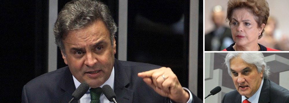 """Presidente do PSDB concedeu entrevista coletiva nesta quinta-feira 26 para dizer que o impeachment da presidente Dilma Rousseff nunca esteve adormecido; """"A questão do impeachment nunca esteve adormecida. É claro que, com o episódio Eduardo Cunha, a agenda mudou e questiona-se se ele teria ou não as condições para conduzir o impeachment"""", afirmou, quando questionado sea prisão do senador Delcídio Amaral (PT-MS) reacendia a possibilidade do impeachment; segundo ele, a oposiçãoacredita que """"a solução efetiva para o Brasil superar esta crise era o afastamento já do presidente da Câmara para que o Congresso pudesse ter uma nova agenda, o afastamento da presidente da República"""""""