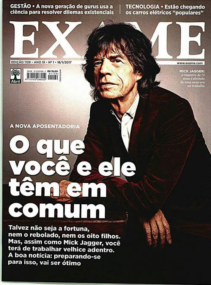 Comparar a vida de Mick Jagger à de milhões de brasileiros - trabalhadores e trabalhadoras rurais, domésticas, pedreiros, serventes, vigilantes e toda a gente do povo - que irão morrer durante o expediente não é só ridículo. É cruel