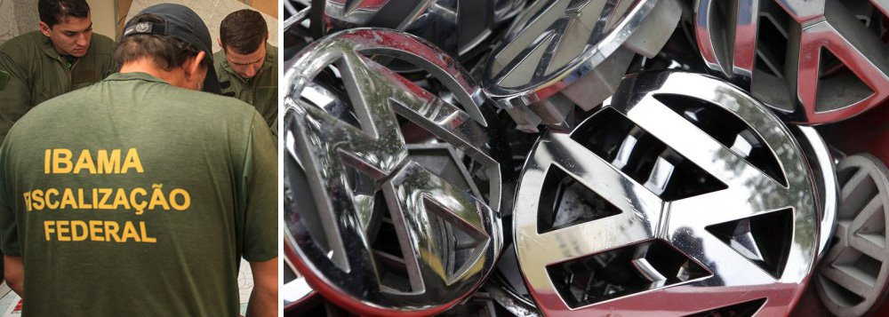 """Instituto Brasileiro do Meio Ambiente decidiu abrir investigação contra a montadora de veículos alemã Volkswagen após o escândalo de fraude em testes de emissões de poluentes nos Estados Unidos; Ibama classificou como """"caso gravíssimo"""" e poderá impor multa de até 50 milhões de reais contra a montadora e convocar um recall para corrigir o problema; """"O Ibama iniciou investigação para verificar se a fraude apontada nos EUA estaria sendo cometida no Brasil. A Volkswagen será notificada nesta sexta-feira a prestar esclarecimentos"""", diz o órgão ambiental"""