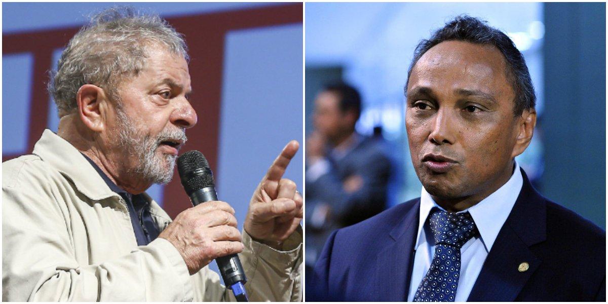"""O ex-presidente Luiz Inácio Lula da Silva cobrou nesta quinta-feira 15 uma posição """"firme"""" e contundente"""" da bancada do PT na Câmara contra as investidas da oposição para pedir o impeachment da presidenta Dilma Rousseff, conforme informou o líder do partido na Casa, Sibá Machado (AC); segundo ele, Lula orientou a bancada a partir para o enfrentamento com a oposição; """"Ele orientou a bancada a não aceitar, como diz o ditado, 'a não levar gato ensacado para casa'. Não tem essa sobre impeachment. É bateu, levou"""""""