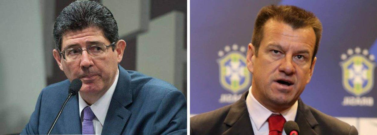 """""""O Brasil não acredita que Dunga vai levar o Brasil à conquista da Copa do Mundo. O Brasil não acredita que Levy vai levar o Brasil de volta ao crescimento. Dunga não combina com a seleção brasileira. Levy não combina com o governo brasileiro"""", diz o colunista Alex Solnik"""