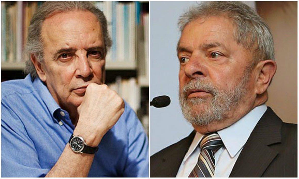 """""""Se a Polícia Federal não apresentar indícios e argumentos, o alto número de convictos de haver caça a Lula vai aumentar muito"""", afirma o jornalista, a respeito do pedido de um delegado da PF ao STF para ouvir Lula no âmbito da Lava Jato, mesmo sem ter provas contra o ex-presidente; segundo ele,""""a PF levou tão longe o propósito de enquadrar Lula que acabou na situação original de ficar ela mesma sujeita às suas suspeitas"""""""