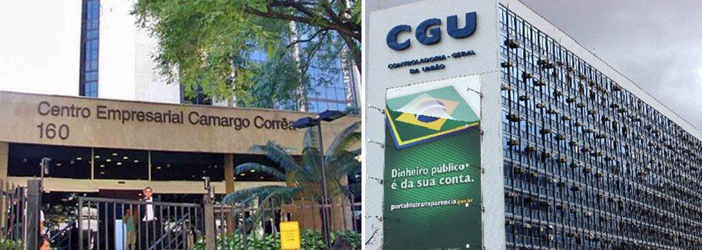 Emissários da construtora devem se reunir com a Controladoria-Geral da União para discutir suposta participação em cartéis que teria atuado em obras da Petrobras, de Angra 3 e Belo Monte; acordo permitiria que a empresa não fosse declarada inidônea, mas a obrigaria a ressarcir as obras em caso de superfaturamento