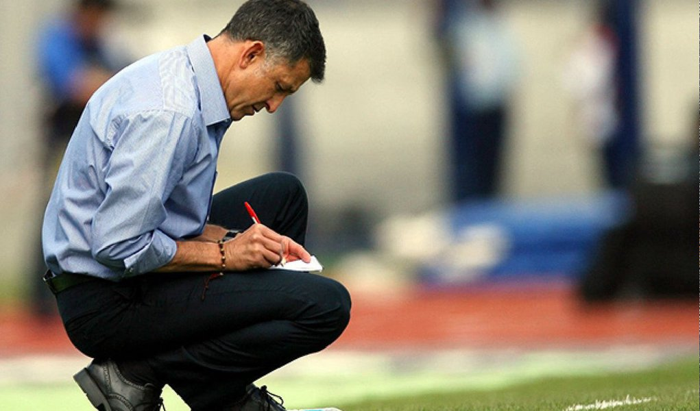 O time do São Paulo ainda está em construção, porém, a postura de Osorio, demonstrada nas partidas contra o Atlético-MG e o São Paulo, faz bem ao futebol brasileiro