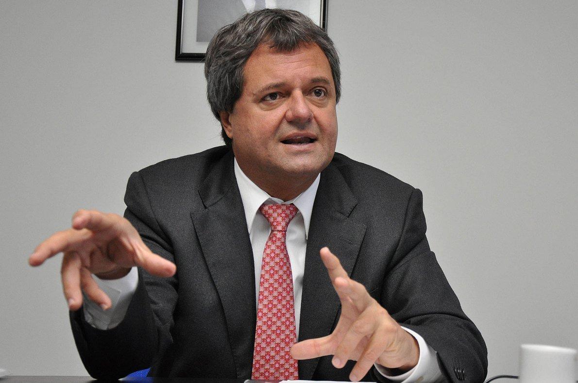 Na foto Jayme Rincon. Editoria de Politica. 20/08/2012 credito:Eduardo ferreira