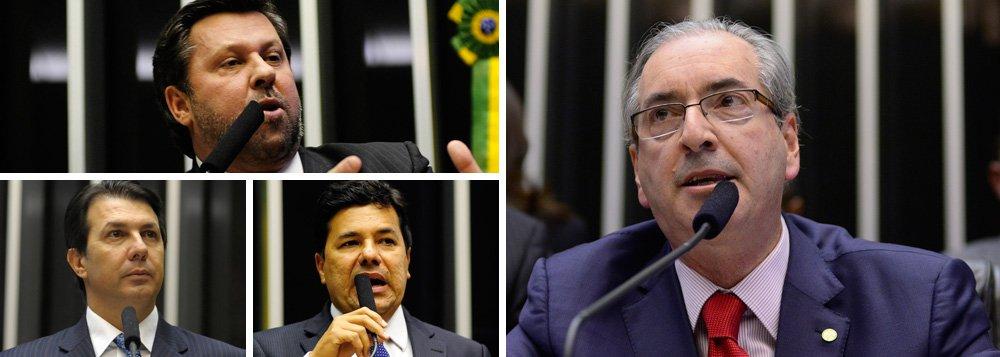 Em nota, oposição prefere ignorar situação de Cunha