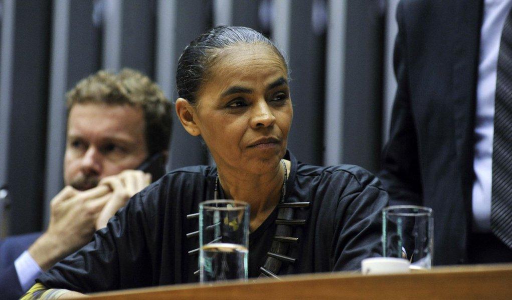 """""""Temos uma situação tão grave no nosso país e que vem sendo alertada por economistas, especialistas, trabalhadores, empresários, cidadãos e por toda a imprensa há muito tempo. A única pessoa que foi surpreendida pela crise e sua gravidade, com certeza, foi a presidente da República"""", afirmou Marina Silva;""""O que para ela é um susto, para a maioria dos brasileiros se transformou em pesadelo. Temos mais de 8 milhões de pessoas que perderam seu emprego. É um verdadeiro pesadelo"""", completou"""