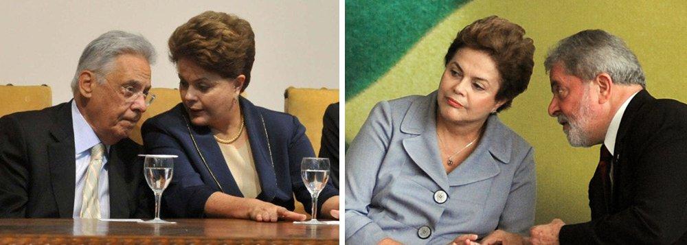 Por que Lula e FHC devem, sim, sentar e conversar