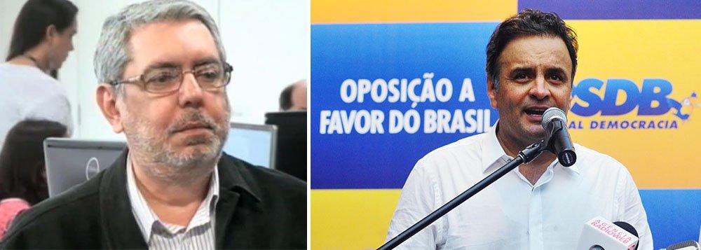 """Colunista Ricardo Melo ironiza 'operação sistemática da oposição para derrubar a presidente Dilma'; cita o pedido de recontagem de votos, a tentativa de criminalizar doações ao PT e a aposta nas 'pedalas fiscais', que começaram no governo FHC; acrescenta ainda o uso de depoimentos vagos de Alberto Youssef na ação de cassação do PSDB, que voltou a negar dinheiro à campanha de Dilma;""""a PF assina embaixo e o governo assiste""""; ele cobra reação do ministro da Justiça, Eduardo Cardozo"""