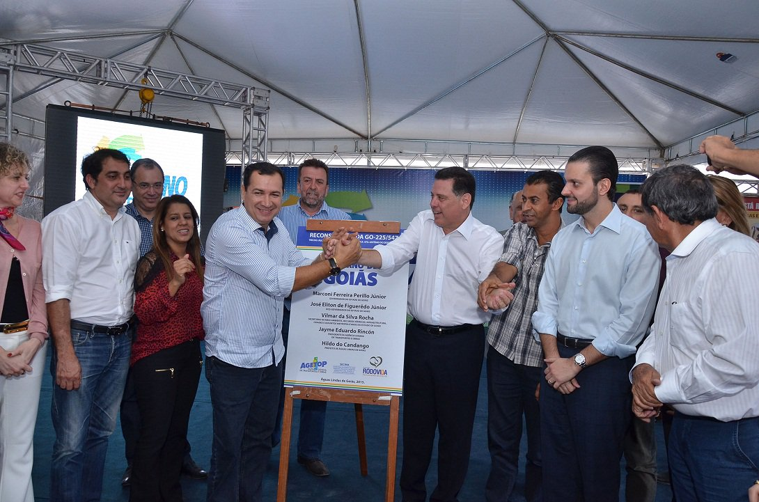 Abertura da 39 Edição do Governo Junto de Voce Aguas Lindas Fotos Eduardo Ferreira