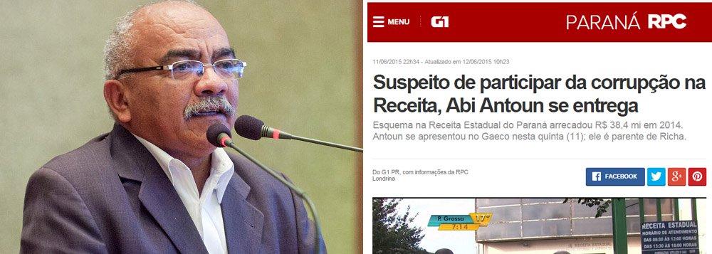 Caso Richa: Chico Vigilante critica 'hipocrisia' da mídia