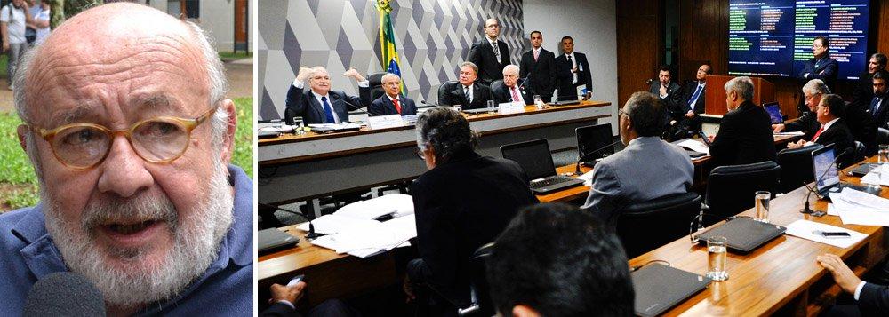 """""""No que realmente interessa, Dilma ganhou todas as batalhas até aqui: a aprovação do orçamento e da primeira etapa do ajuste fiscal na Câmara e agora a vitória na CCJ do Senado"""", escreve o jornalista, sobre a atual """"guerra política""""; """"Sem a bandeira do impeachment, a oposição e a mídia ficaram literalmente com o mastro na mão. Vão fazer e falar o que daqui para a frente?"""", questionaRicardo Kotscho"""