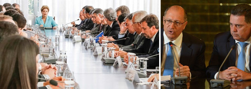 Dilma e os governadores: um jogo pragmático