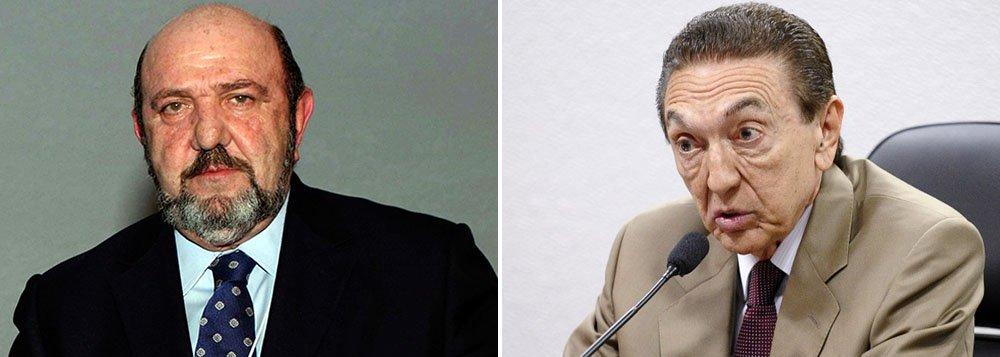 Na época ministro de Minas e Energia, o empreiteiro Ricardo Pessoa afirma que a suposta propina negociada comEdison Lobão (PMDB-MA)serviria para garantir contratos nas obras da usina nuclear Angra 3, em Angra dos Reis (RJ); o dono da UTC vinculou os benefícios aos caciques do PMDB no Senado; aempreiteira integra um consórcio formado pela Camargo Corrêa, Andrade Gutierrez e Odebrecht, com contrato firmado em 2003 no valor de R$ 3,1 bilhões