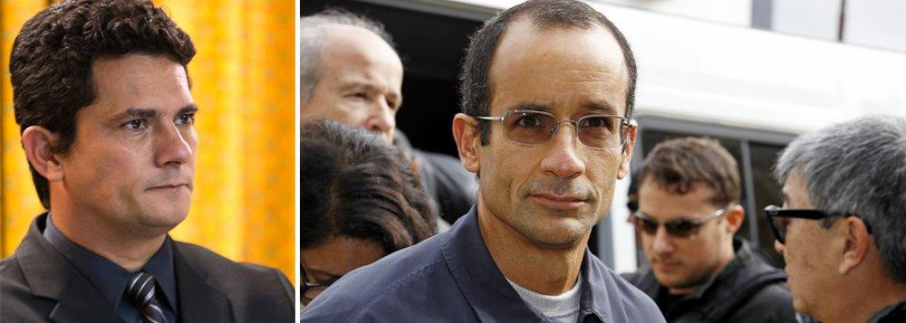 Moro decreta nova prisão de Marcelo Odebrecht
