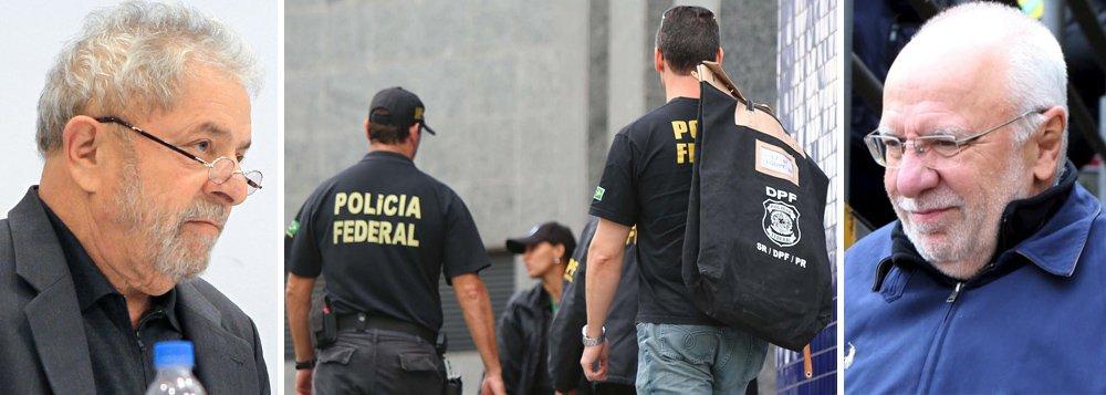 Ex-presidente Lula é citado em grampo da Lava Jato