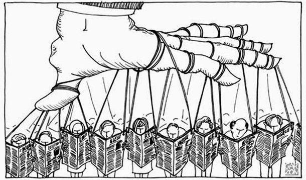 Chefes de executivos estaduais e municipais ligados a partidos vinculados a um seleto grupo são solenemente poupados pela imprensa nacional, por mais barbaridades que cometam à frente de seus estados e municípios