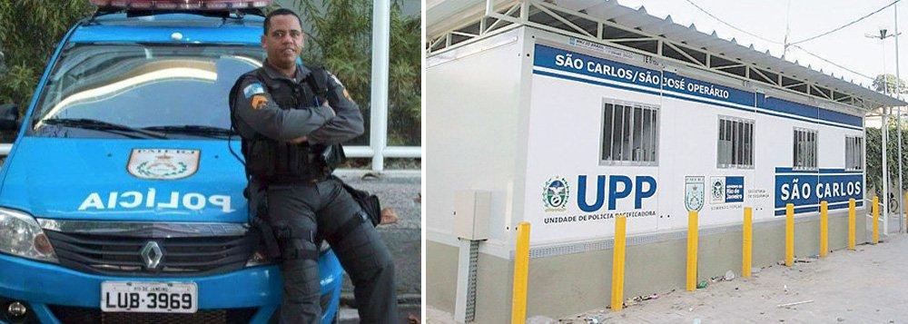 O sargento Tarsis Doria Noia, de 40 anos, passava perto de um beco no Morro do Zinco quando foi atingido por um tiro; de acordo com a Coordenadoria de Polícia Pacificadora, o sargento foi levado ao Hospital Central da Polícia Militar (PM), mas não resistiu aos ferimentos; a Divisão de Homicídios vai investigar o caso. O policiamento na região foi reforçado pelo Bope