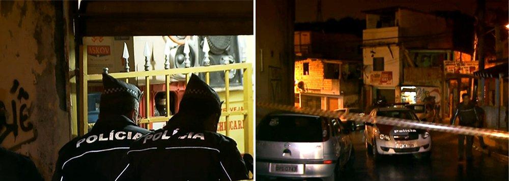 Seis pessoas foram baleadas durante uma chacina no Jardim São Luís, na periferia da zona sul da capital paulista, na madrugada desta quarta-feira; ao chegar ao local, a PM encontrou três corpos estendidos na calçada e três corpos dentro de um bar; ainda não há informações sobre o que possa ter motivado os crimes; ninguém foi preso