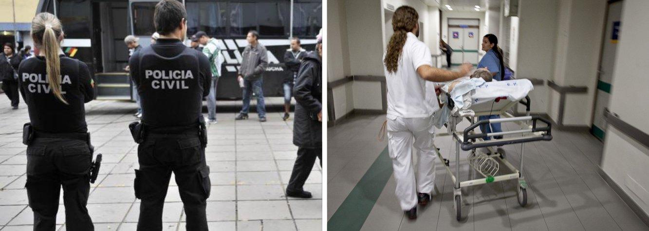 Depois do Sindicato dos Trabalhadores em Saúde do Tocantins (Sintras), agora os sindicatos representantes dos policiais civis (Sinpol) e dos profissionais de enfermagem (Seet) decidiram, em assembleia nessa terça-feira, 23, aceitar a proposta do governo de pagar o percentual de 8,34% da data-base em duas parcelas de 4,17%; eles também aceitaram a proposta do governo que prevê a incorporação das progressões em setembro, observando o regime de antiguidade e dando prioridade aos servidores que estão aptos a aposentar, bem como os que fizeram adiantamento juntos as instituições financeiras