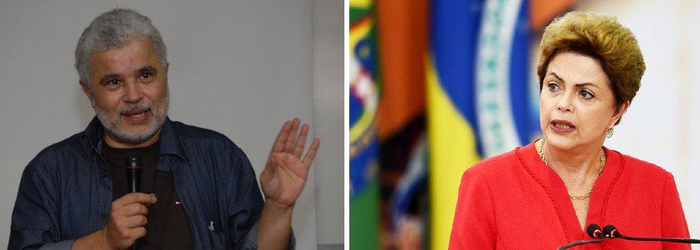 """O jornalista Ricardo Noblat, do jornal O Globo, afirma, em texto publicado em seu blog nesta sexta (14), que embora a presidente Dilma Rousseff esteja passando por uma crise de popularidade, pedir o seu impeachment sem a prática de um crime de responsabilidade é """"golpe""""; """"Não se tira do cargo um presidente só porque ele é impopular. Ou governa mal. Ou está empurrando o país para o abismo. Isso seria golpe"""", diz; ele ressalva que é """"legítimo ocupar as ruas para protestar contra um governo desastroso e uma presidente que se reelegeu mentindo à farta"""", mas diz que """"ocupar as ruas para pregar a queda de Dilma não é apenas inócuo: é também perda de tempo"""""""
