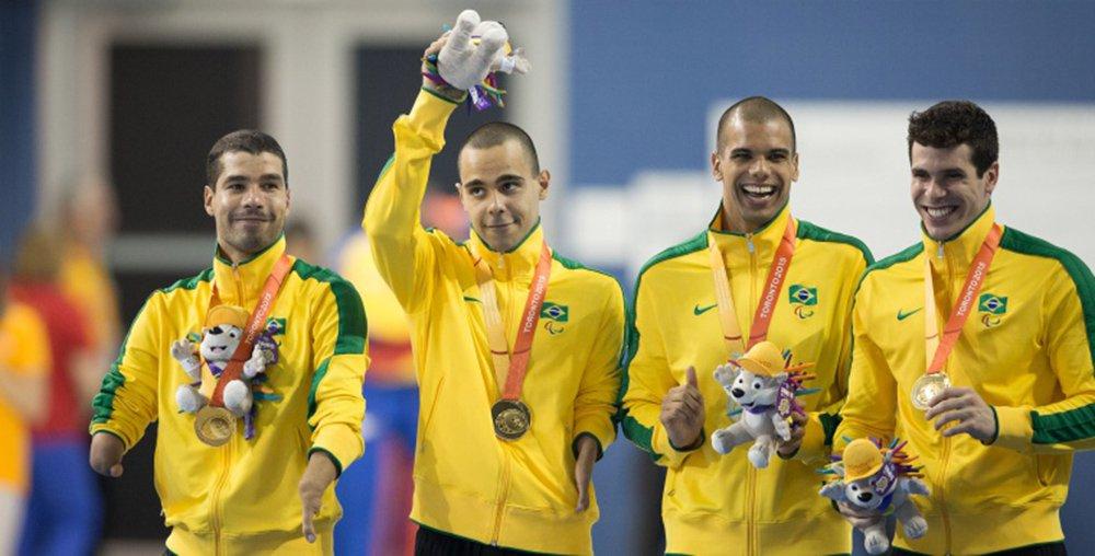 País ganhou 257 medalhas, sendo 109 de ouro, 74 de prata e outras 74 de bronze na competição de Toronto, no Canadá. Performance supera a do Rio de Janeiro, em 2007