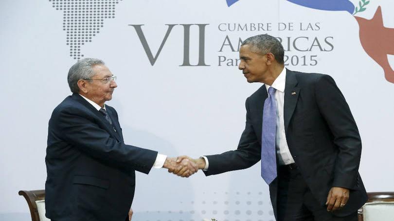 O galo e a malandragem da raposa: Cuba e Estados Unidos