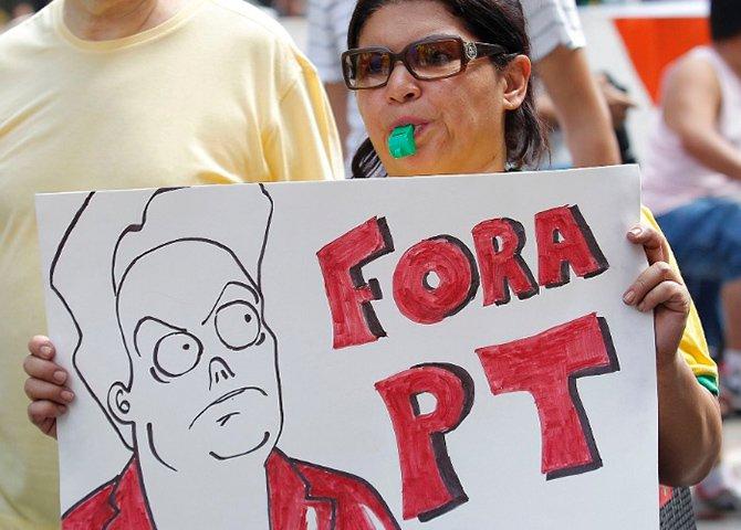 A oposição no Brasil não segue esses parâmetros; é sempre contra e faz oposição por oposição, sem linha definida e sem nenhuma coerência