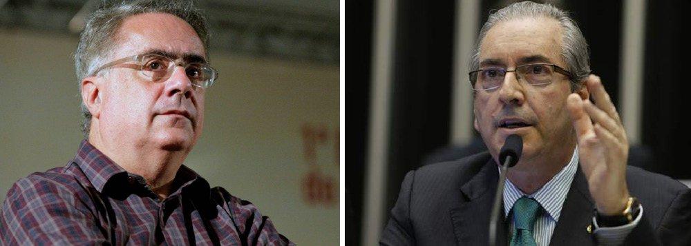 """Jornalista afirma que """"fosse um piloto de avião, [o presidente da Câmara] seria interditado. Se policial, tirariam suas armas até se submeter a um teste psicotécnico""""; Eduardo Cunha, segundo Luís Nassif, foi apontado por testemunhas """"como um sujeito perigoso – daí a importância de ser apeado do cargo, inclusive para que a Polícia Federal possa monitorá-lo, impedindo ações de retaliação contra testemunhas"""""""