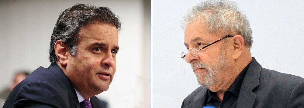PSDB celebra ação contra Lula: 'sua hora chegou'