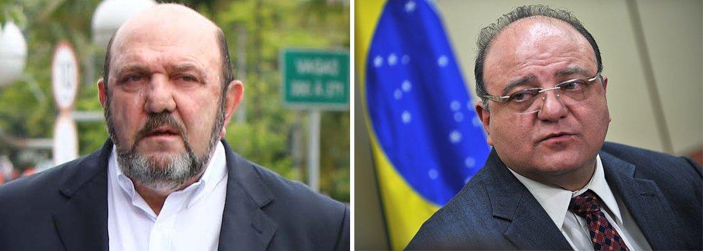 """Empreiteiro Ricardo Pessoa, da UTC, disse em seu depoimento ter procurado o ex-deputado Cândido Vaccarezza (PT-SP) para evitar que uma obra fosse incluída em uma relação do tipo """"lista suja"""" elaborada pela Câmara dos Deputados em 2010; na ocasião, o petista exercia a função de líder do governo Lula na Câmara; ex-parlamentar nega ter encontrado o empresário"""