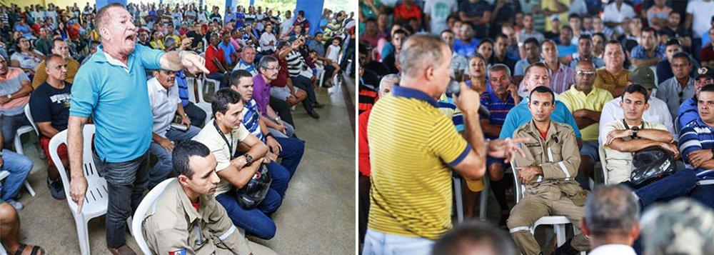 """Decidida a deflagração da """"Operação Padrão"""" por parte dos militares, o secretário de Estado da Defesa Social de Alagoas, Alfredo Gaspar de Mendonça Neto, reuniu os comandantes militares para garantir a segurança da população; o governo de Alagoas afirmou, em nota divulgada na noite desta quinta-feira (25), que considera inoportuna a decisão dos integrantes da Polícia Militar e do Corpo de Bombeiros que optaram pela """"Operação Padrão"""