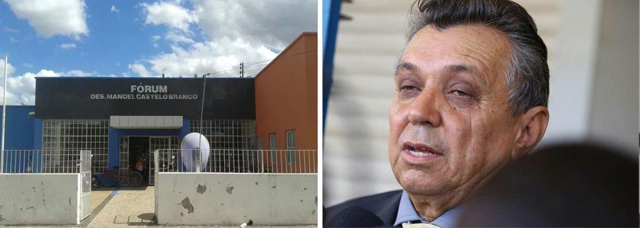 Terminou no início da tarde desta quarta-feira 24 a audiência no Fórum de Castelo do Piauí para ouvir 18 testemunhas de defesa e três de acusação no caso de estupro coletivo, que resultou na morte de uma jovem de 17 anos, segundo o promotor Cesário Cavalcante; as três vítimas serão ouvidas amanhã, em Teresina, de acordo com o promotor