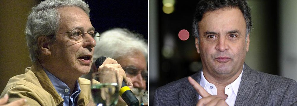 """""""A manobra da oposição para tentar tirar a presidente Dilma da Presidência é provocada por um golpismo ressentido. É um ato de profunda irresponsabilidade da oposição. Não há base legal, institucional. Ela foi legitimamente eleita"""", diz Frei Betto, um dos fundadores do PT; segundo ele, o partido de Aécio Neves quer aprofundar a crise econômica que já existe e jogar o país numa crise política que gere inércia ou até involução"""
