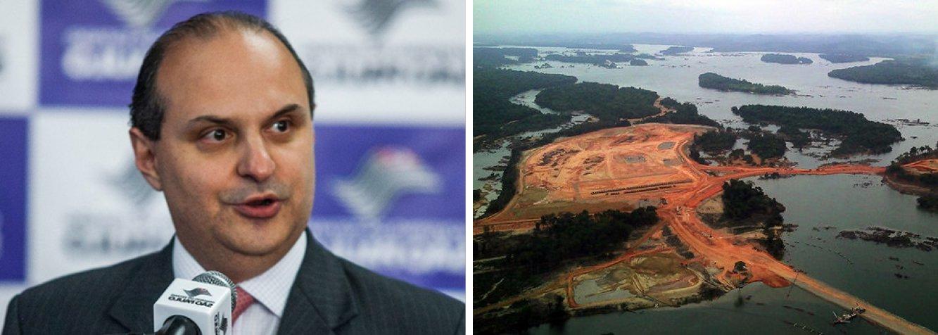 Delação da Camargo mira PT e PMDB em Belo Monte