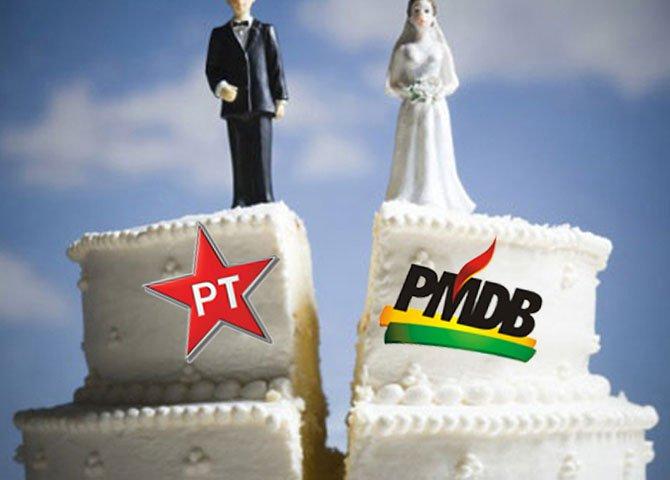 O Partido dos Trabalhadores, como qualquer outro partido de esquerda no Brasil, não ganha eleições sem fazer alianças. Todavia, na política existem linhas a não ser ultrapassadas