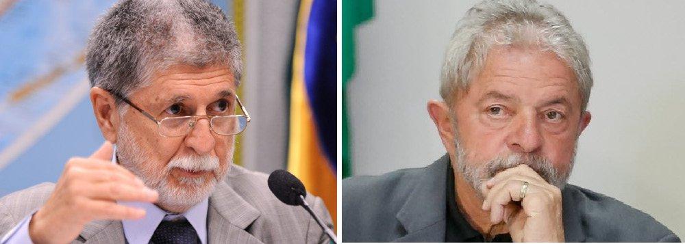 Celso Amorim: Acusar Lula de lobby é um absurdo
