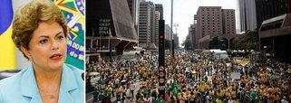 Os números efetivamente relevantes, em contraposição aos dos presentes em passeatas, são os números finais das eleições. Em outubro de 2014, os números disseram que a Presidência da República seria ocupada, pelos quatro anos subsequentes, por Dilma Rousseff. Que os manifestantes não se esqueçam disso