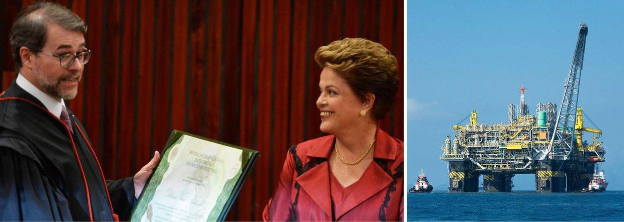 """Em novo artigo, o jornalista Paulo Moreira Leite, diretor do 247 em Brasília, aponta a mensagem central da presidente Dilma Rousseff, durante sua diplomação para o segundo mandato: """"Temos que saber punir o crime, não prejudicar o país e sua economia""""; prevendo que, por trás das denúncias, logo se armará um coro a favor de medidas privatizantes, Dilma colocou a discussão em termos claros: """"Toda vez que, no Brasil, se tentou condenar e desprestigiar o capital nacional estavam tentando, na verdade, dilapidar o nosso maior patrimônio – nossa independência e nossa soberania"""""""