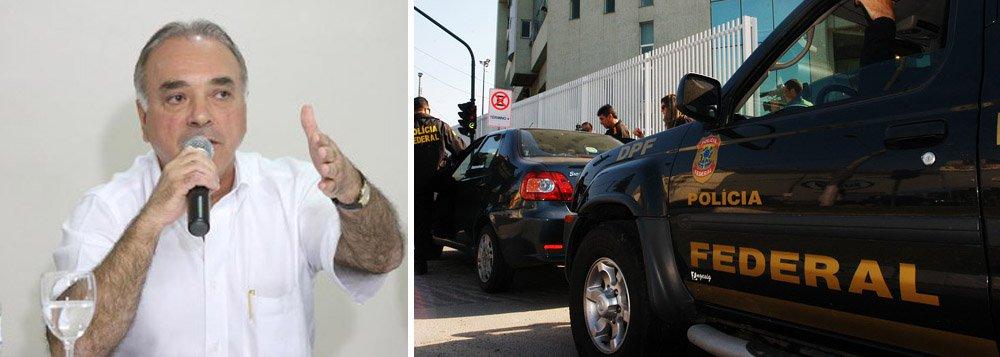 PF prende Wagner Canhedo por fraude contra o Fisco