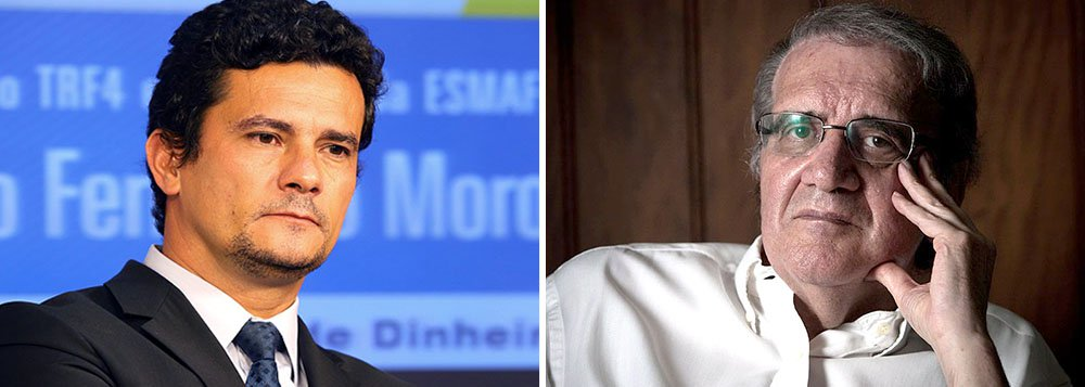 """""""Nas complexas sociedades modernas, a punição executada ao arrepio da lei e com desrespeito às incontornáveis instâncias de recurso garantidoras da presunção de inocência é tão grave e devastadora quanto a impunidade"""", diz o economista Luiz Gonzaga Belluzzo; ele contestou artigo do juiz Sergio Moro, que defendeu que réus condenados em primeira instância por corrupção não possam recorrer em liberdade"""
