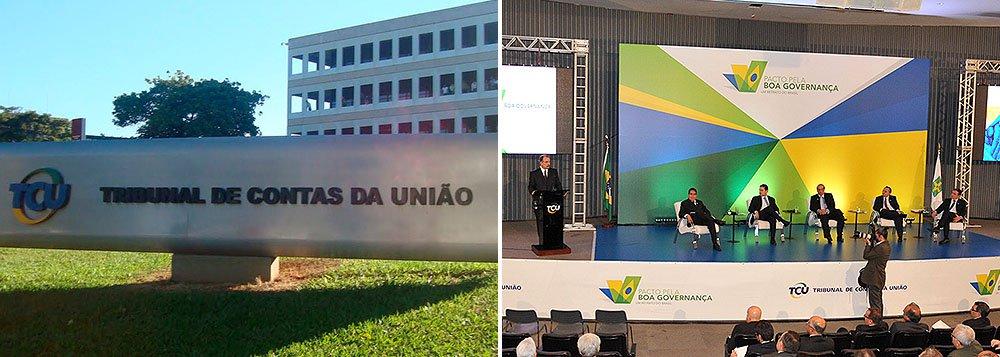 Ao receber os resultados dos estudos promovidos pelo Tribunal de Contas da União (TCU), durante o evento Pacto pela Boa Governança - Um Retrato do Brasil, o ministro-chefe da Casa Civil da Presidência da República, Aloizio Mercadante, disse que o governo vai se empenhar no próximo mandato da presidenta Dilma Rousseff para uma prática de boa governança nas áreas prioritárias