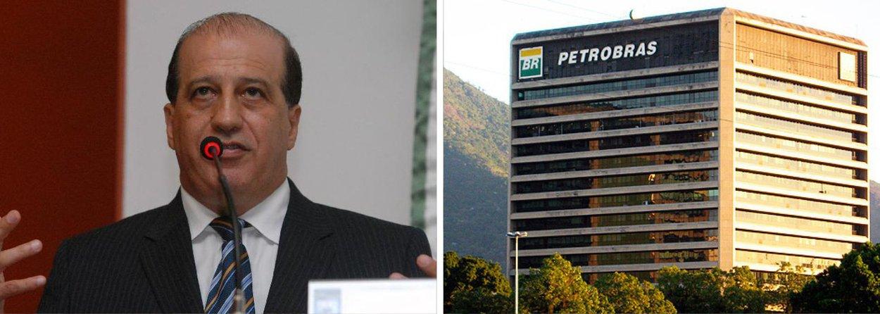 """Presidente do Tribunal de Contas da União (TCU), Augusto Nardes, defendeu nesta quarta (19) que a Petrobras passe a fazer licitações para a contratações de empresas que desempenhem atividades relacionadas à área meio da companhia, como a construção de refinarias; segundo Nardes, o tema foi tratado em reunião com o presidente do Supremo Tribunal Federal (STF), Ricardo Lewandowski; """"Teria uma transparência maior e poderia evitar essa cartelização. Então, eu acho que é uma providência, e a reação do presidente Ricardo Lewandowski foi muito positiva"""", disse"""