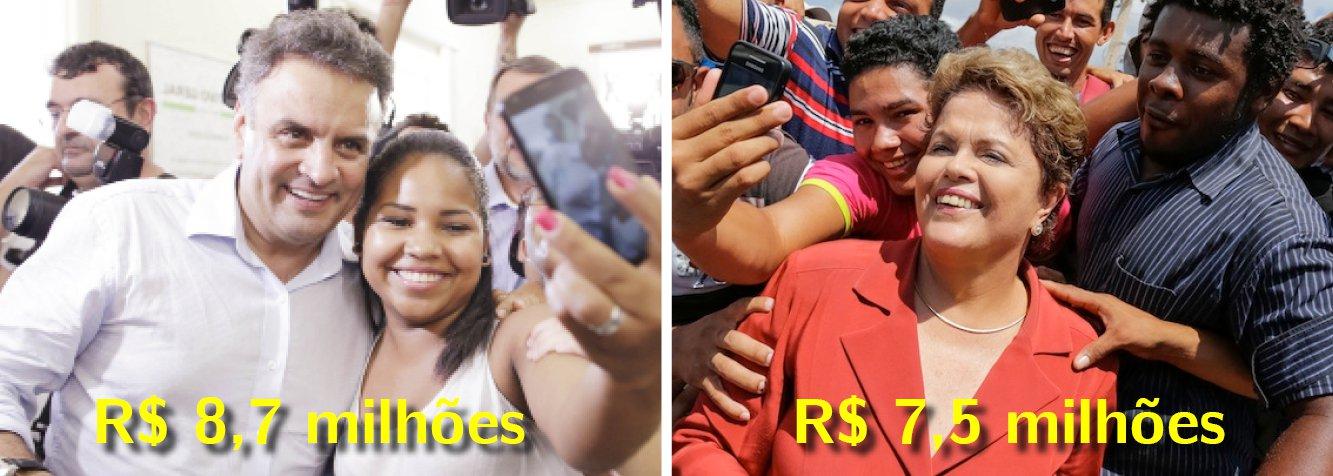 """""""Levantamento feito pelo site Às Claras, ligado à ONG Transparência Brasil, mostra que a UTC doou R$ 8.722.566,00 para a campanha a presidente de Aécio Neves, no ano passado. O valor é R$ 1,22 milhão superior ao valor doado à campanha de Dilma Rousseff na mesma época"""", destaca Eduardo Guimarães, do Blog da Cidadania; ele diz """"não entender"""" por que os grandes jornais destacaram como novas notícias que são, na verdade, """"requentadas""""; Guimarães coloca ainda a pergunta: """"Diz o noticiário que Pessoa sentiu-se pressionado a doar a Dilma e ao PT porque tinha medo de que, se não doasse, o governo petista prejudicaria seus negócios. Por que Aécio, sem pressionar, recebeu mais do que Dilma?"""""""