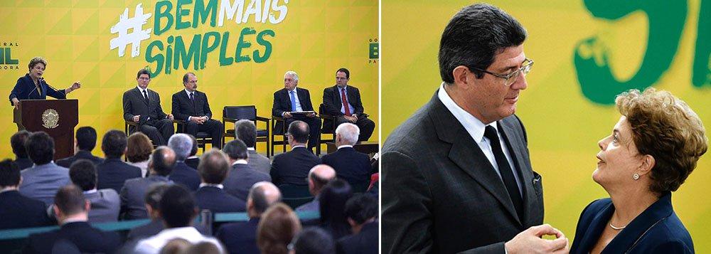 """Ministro da Fazenda, Joaquim Levy, reforça o recado dado pela presidente Dilma Rousseff em pronunciamento e diz que """"a maioria das pessoas entende que sem equilíbrio fiscal não vamos crescer"""": """"Se o balanço for positivo, e houver avaliação de que o governo deu uma resposta correta e que os riscos diminuíram, o investimento vai voltar. Tem que ter paciência""""; segundo ele, as medidas tomadas são mais uma reversão de algumas ações 'anticíclicas' do que novos impostos ou cortes drásticos"""